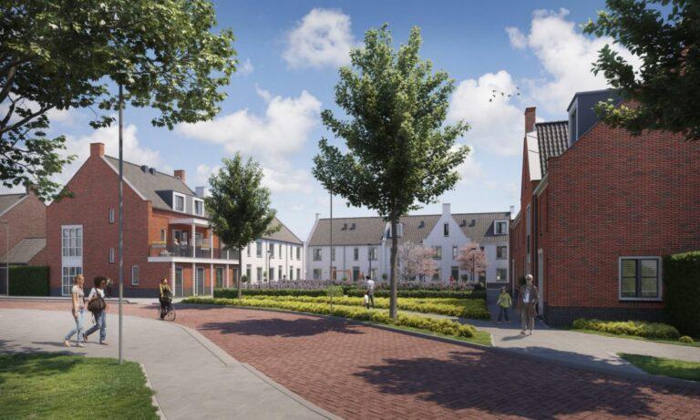 Nieuwbouwproject Rozenhof Rijsenhout