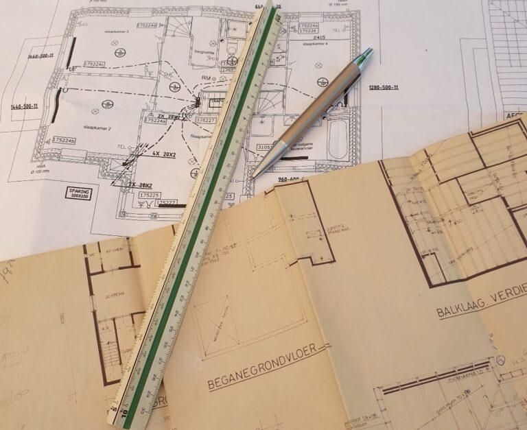 bouwtekeningadvies en verbouwingsontwerp