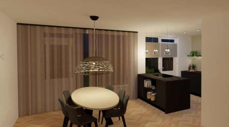 Keukenontwerp Dordrecht_Huis & Interieur