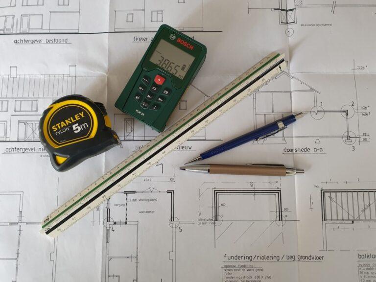 Verbouwingsontwerp en bouwtekeningadvies door Huis & Interieur